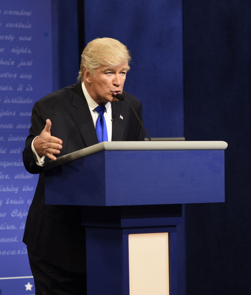 Alec Baldwin Might Not Play Trump on 'SNL' Much Longer