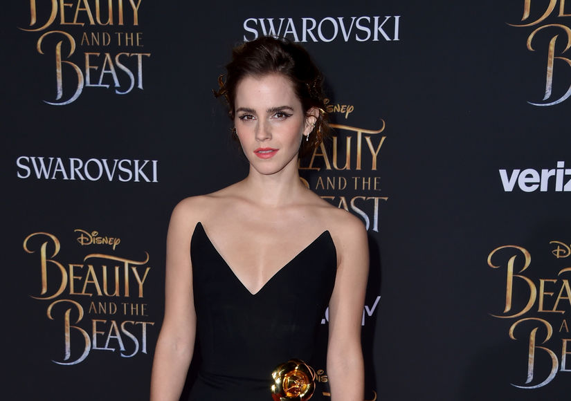 Emma Watson's Legal Move After Private Photos Surface Online