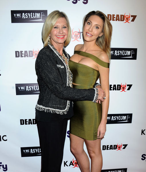Olivia Newton-John's Daughter Reveals How Plastic Surgery Disaster Left Her…