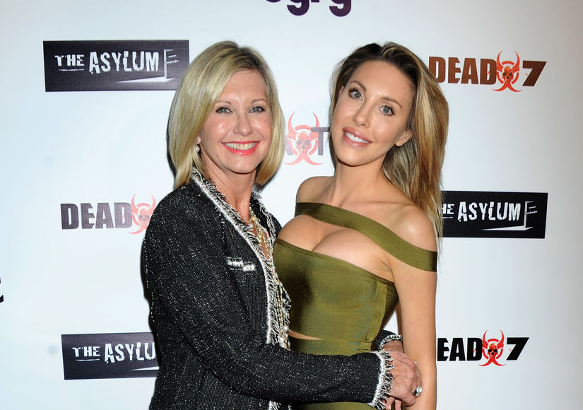 Olivia Newton-John's Daughter Reveals How Plastic Surgery Disaster Left Her 'Looking Mutilated'