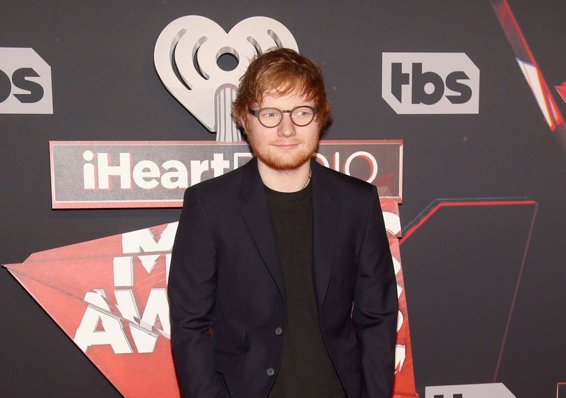Ed Sheeran Reveals the Last Time He Cried