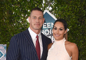 John Cena Gushes Over GF Nikki Bella