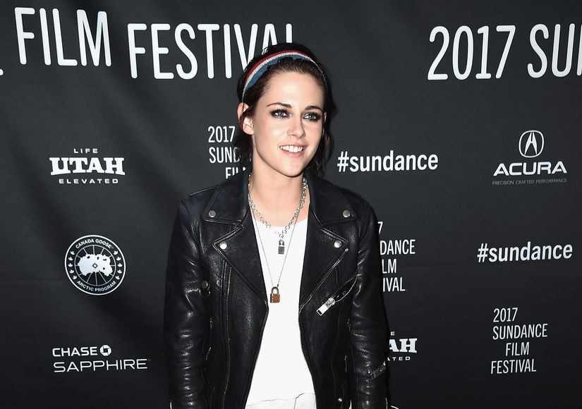 Kristen Stewart Talks Robert Pattinson, and Her Sexuality