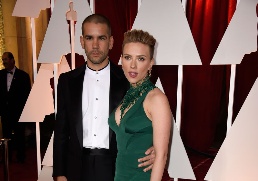 Scarlett Johansson Files for Divorce — Is She Getting Ready for an Ugly Custody Battle?