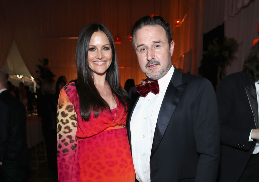 David Arquette & Wife Christina Welcome Baby #2 — What's His Name?