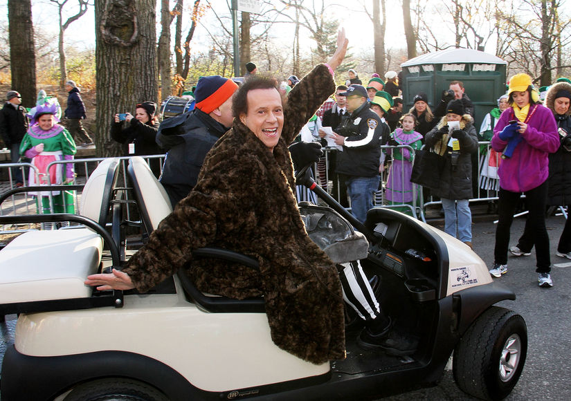 LA police tell People Richard Simmons is fine