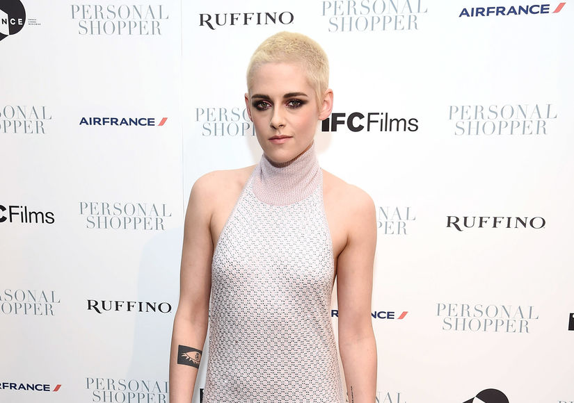 What Kristen Stewart Just Revealed About Her New Buzz Cut