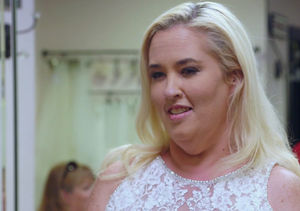Video! Mama June Shows Off Slimmed-Down Figure in a Wedding Dress