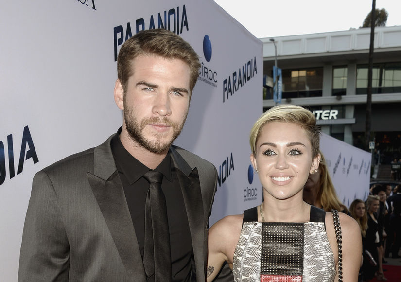 Miley Cyrus Dishes on Falling in Love Again with Liam Hemsworth