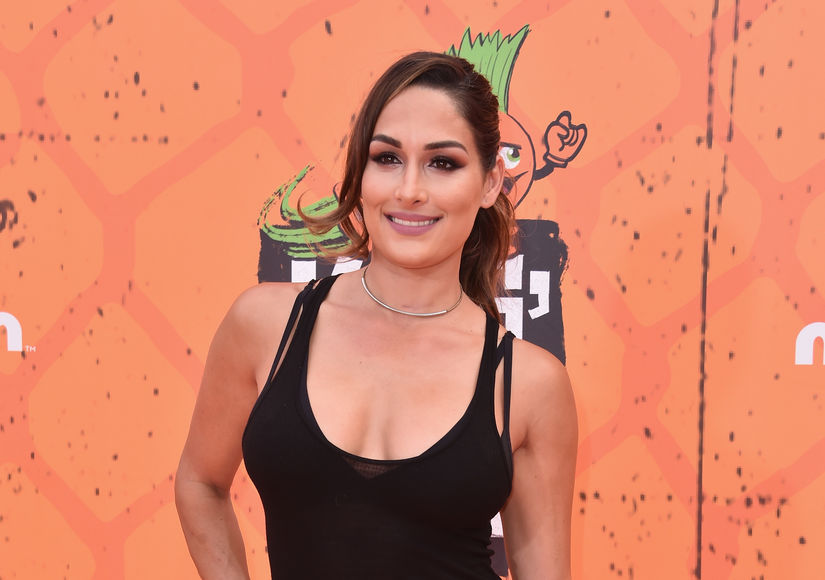Nikki Bella Will Serve As 'Extra's' Special Correspondent at Kids' Choice Awards