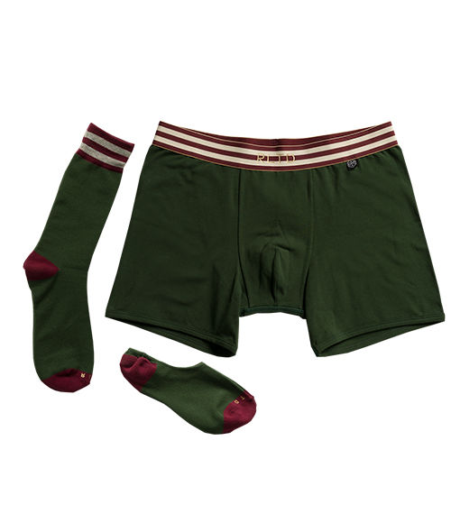 Win It! A Related Garments Underwear and Sock Set