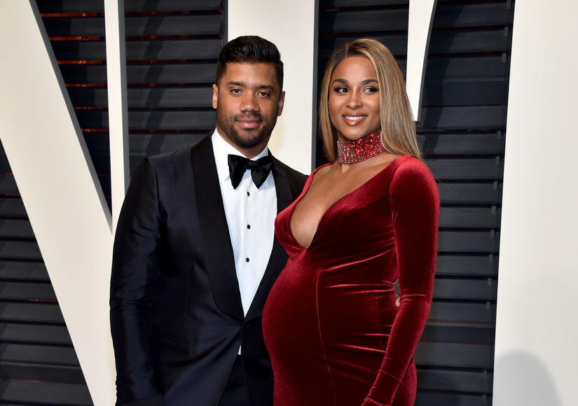 Ciara & Russell Wilson Welcome Baby Girl — What's Her Unique Name?