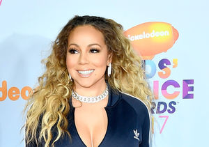 Mariah & the Twins Hit the Kids' Choice Orange Carpet — with Nick!