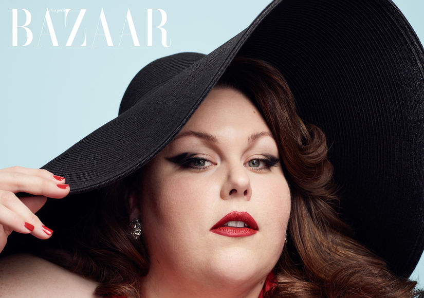 'This Is Us' Star Chrissy Metz Poses for Sexy Pinup Photo Shoot