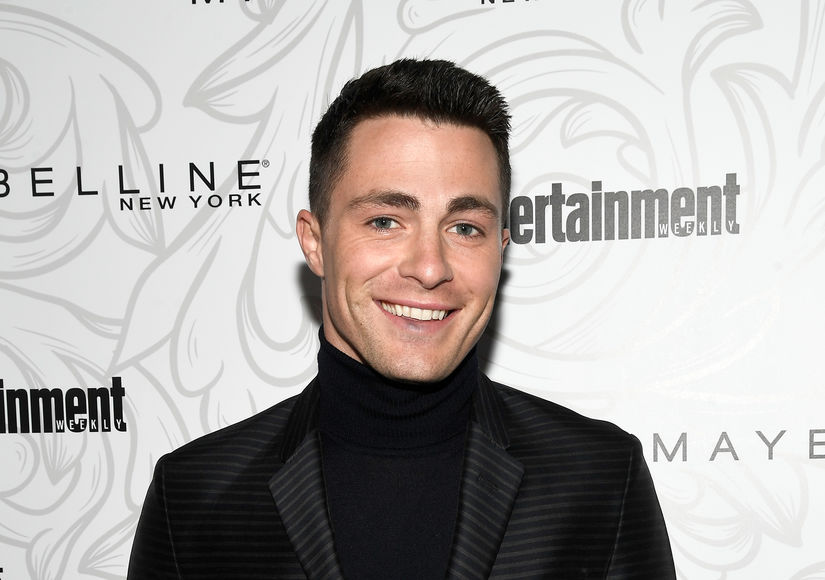 Colton Haynes of 'Teen Wolf' Is Engaged... and Cher Helped!