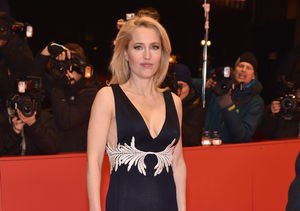 'X-Files' Star Gillian Anderson Reveals Mental Health Battle
