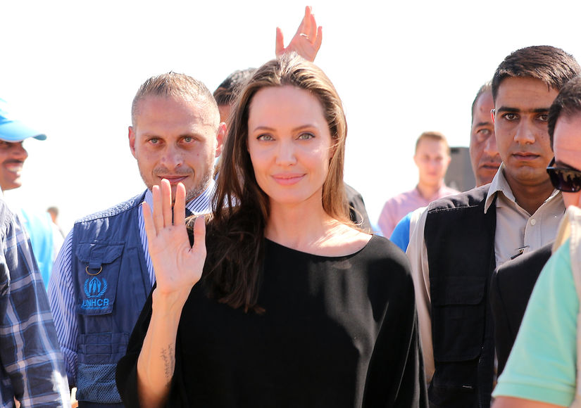 Watch Angelina Jolie's UN Lecture on Facebook Live
