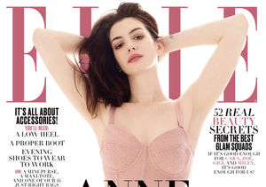 Anne Hathaway Tells Elle How Her Husband Changed Her