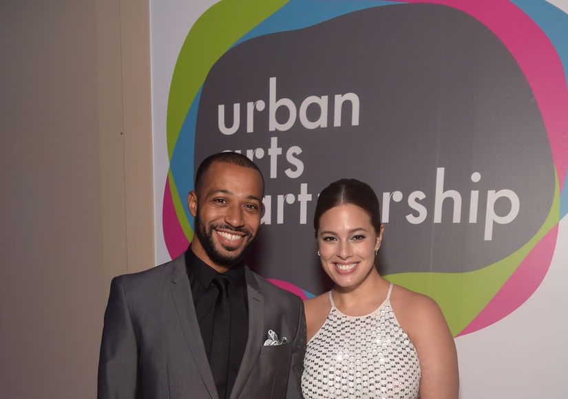 Ashley Graham & Justin Ervin Welcome First Child