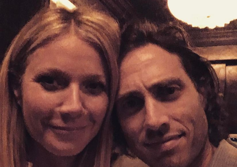 Gwyneth Paltrow & Brad Falchuk Reportedly Engaged
