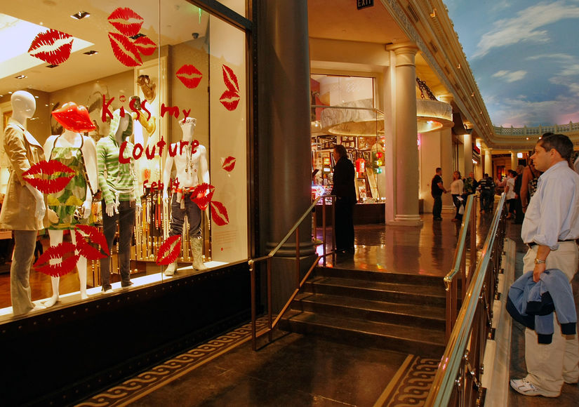 Las Vegas Is Becoming a Premier Shopping Destination