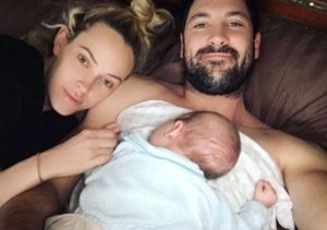 Maksim Chmerkovskiy Describes Rushing Baby Son to ER: 'This Is Crazy'