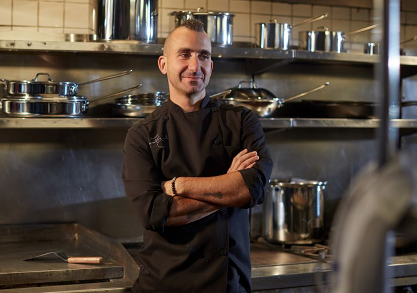 Create a Recipe to Pair with Rémy Martin 1738 for the Chance to Cook with Chef Marc Forgione