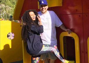 Blac Chyna Wishes Ex-BF Rob Kardashian a Happy Birthday