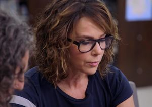 Exclusive Clip! Jennifer Grey Learns Some Sad News About Her Family in 'Who…