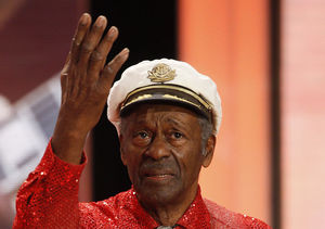 'Father of Rock and Roll' Chuck Berry Dead at 90