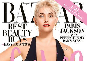 People Think Paris Jackson Looks Like '80s Madonna... and Paris Agrees!