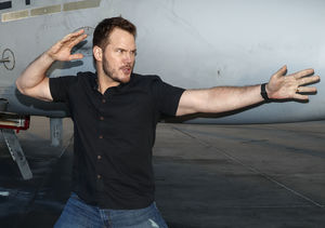 Chris Pratt Could Eat No Fat: Watch His Hilarious Snack Attacks!