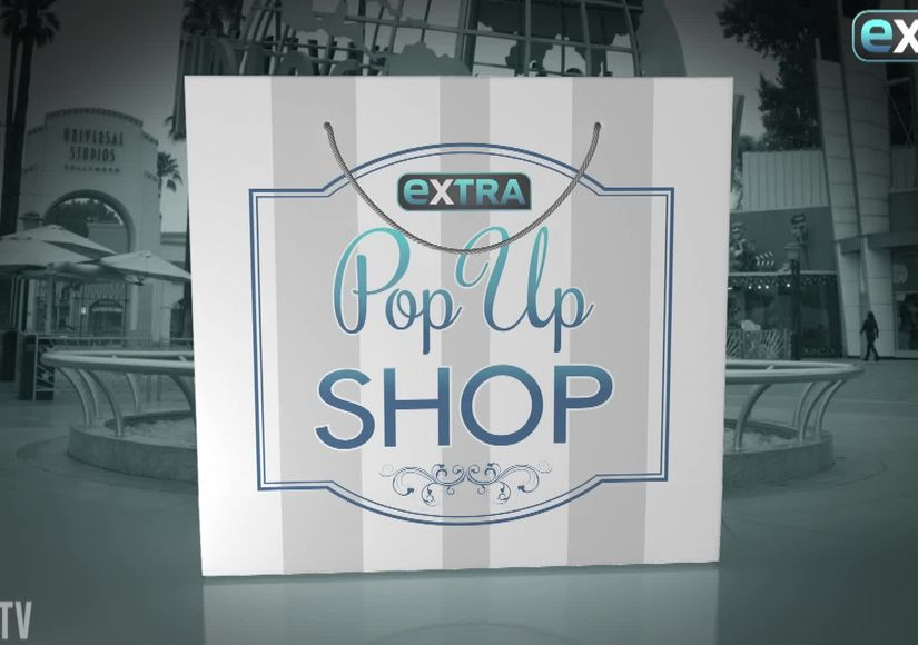 'Extra's' Holiday Pop-Up Shop: Pearls, Backpacks, and Bluetooth Earbuds