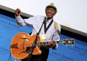 Chuck Berry's Cause of Death Revealed