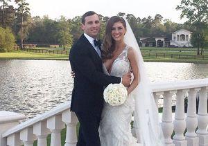 Wedding Pics! 'Bachelor' Alum AshLee Frazier Gets Married