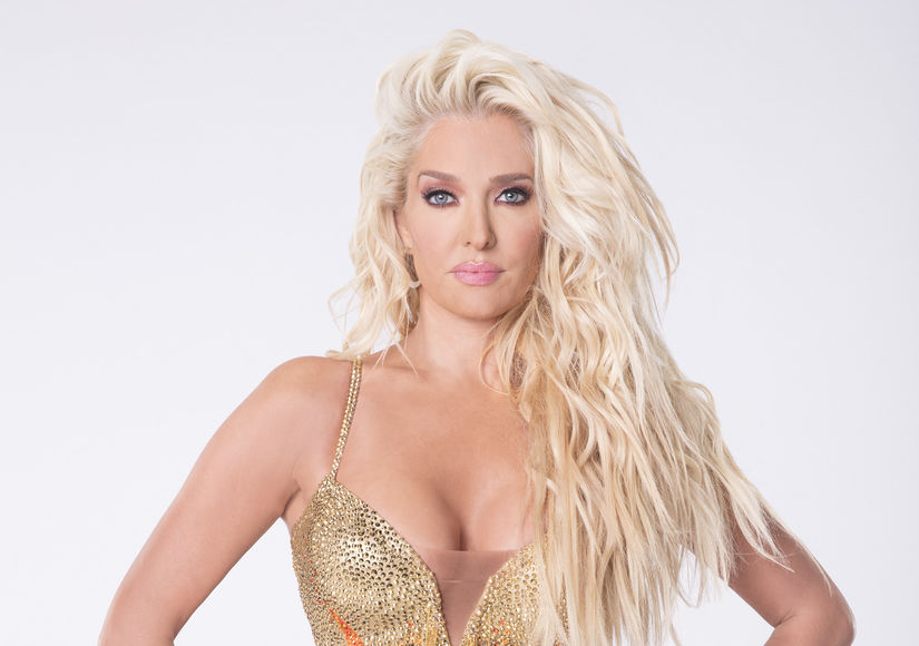 'RHOBH' Star Erika Jayne Shows Off Her Sexy Moves Ahead of 'DWTS' Debut