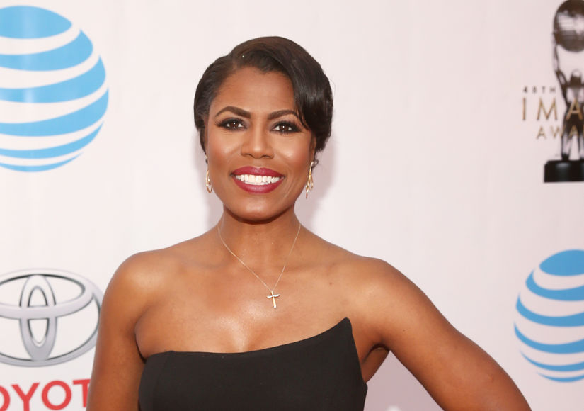 Omarosa Talks President Trump, Fake News and More