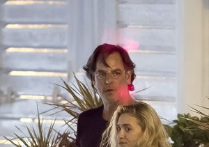 Ashley Olsen & Richard Sachs Split