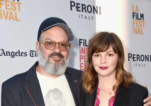 Extra Scoop: David Cross and Amber Tamblyn Reveal First Pic of Super…