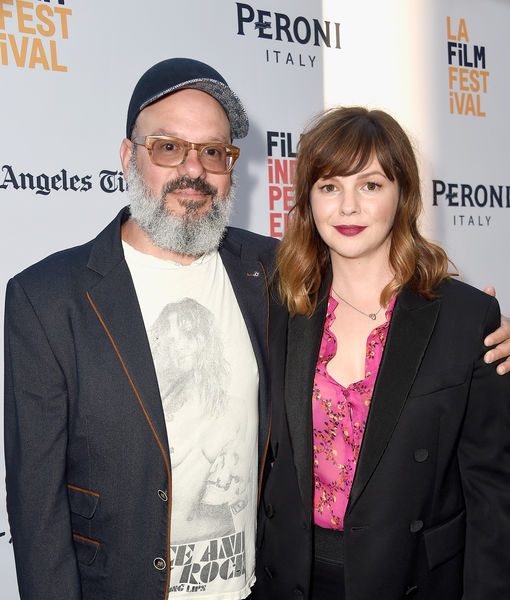 Extra Scoop: David Cross and Amber Tamblyn Reveal First Pic of Super Cute Baby