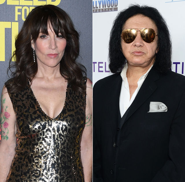 gene simmons son tongue. katey sagal\u0027s shocking revelations about gene simmons affair and drug use son tongue