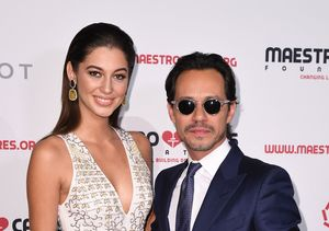 Marc Anthony Gushes About Jennifer Lopez After His Red-Carpet Debut…