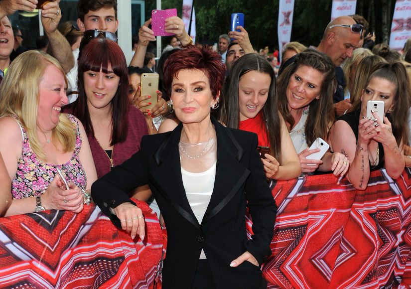 Sharon Osbourne Reveals Health Scare That Left Her Unable to Walk