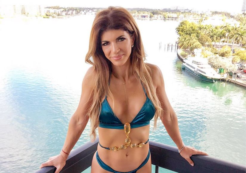 Teresa Giudice's Hot Bikini Body Gives Joe Something to Be Excited About When…