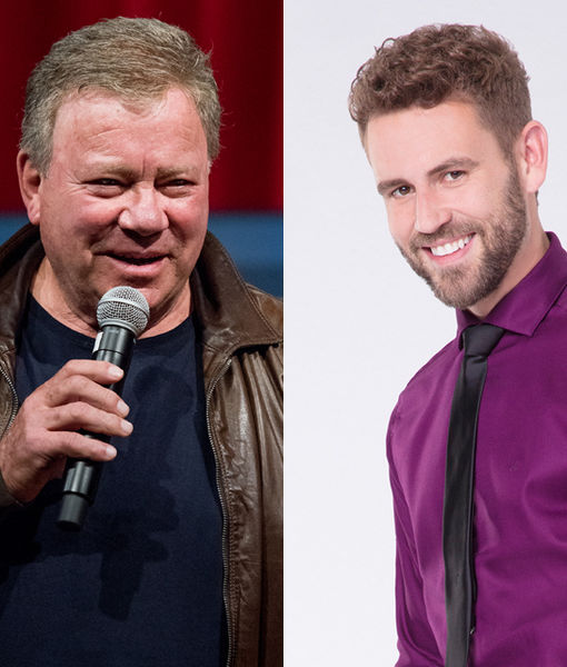 Nick Viall Speaks Out on William Shatner Feud: 'It's Heartbreaking'