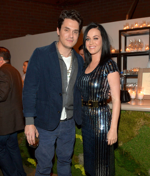 John Mayer Reacts to Katy Perry's Sex Ranking