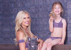 Christina El Moussa Shows Tarek What He's Missing with Her Hot Revenge Body