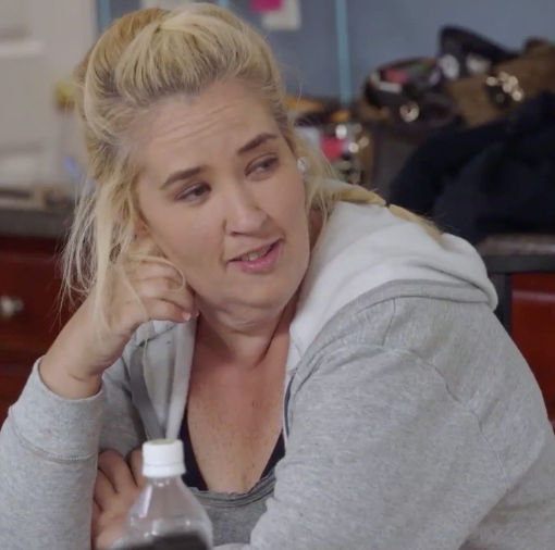 Video! Mama June Suffers Weight-Loss Setback
