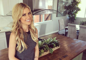 Christina El Moussa Reportedly Dating Hockey Player Nate Thompson