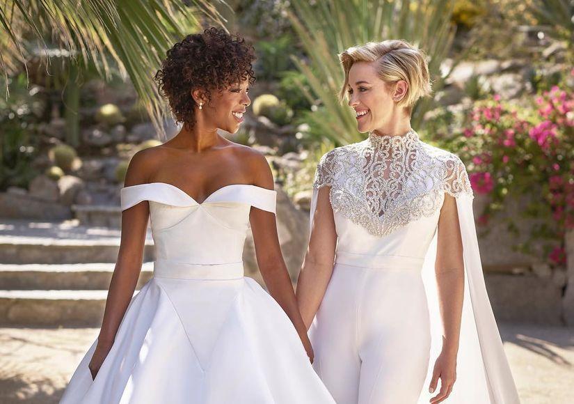 'Orange Is the New Black' Wedding!